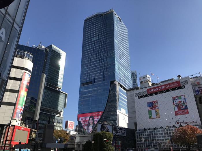 渋谷スクランブルスクエアバイト求人