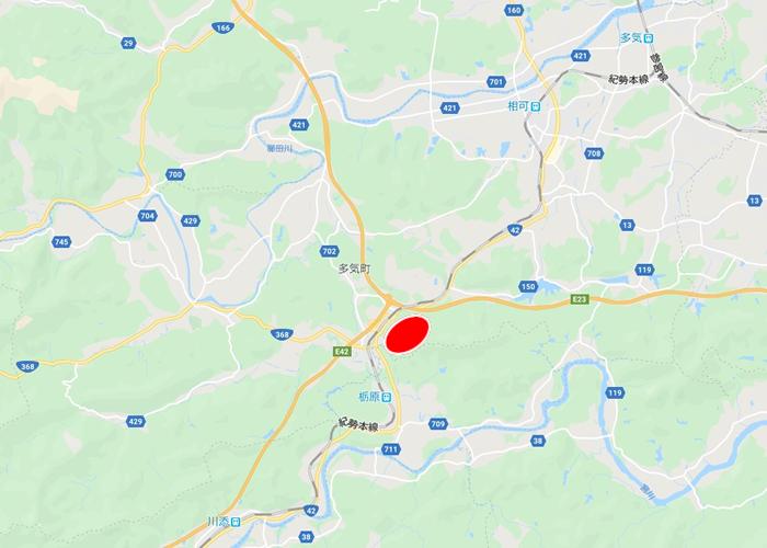 VISONの場所地図